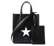 Shopper 'Stargate' mit Stern Schwarz