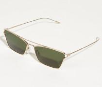 Sonnenbrille 'Evey' /Grün