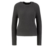 Cashmere-Pullover 'Enza' Dunkelgrau