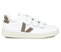 Sneaker V-Lock Weiß/ Khaki