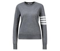 Leichter Pullover Grau