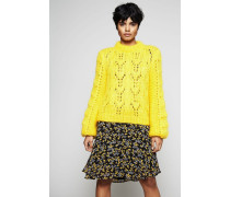 Pullover 'The Julliard Mohair' Lemon