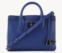 Handtasche 'Gallery Mini' Blau