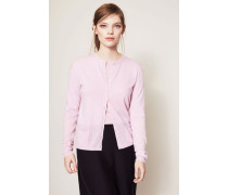 Cashmere Cardigan 'Louise' Rosa