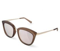 Sonnenbrille 'Caliente' Braun/Gold