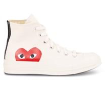"High-Top Sneaker ""Chuck Taylor Multi Heart 1970s OX' Weiß/Rot"