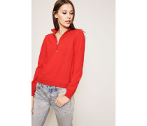 Sweater 'Abigal Sweater' Rot