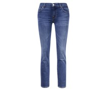 Skinny Jeans 'Roxanne' Mittelblau