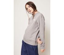 Sweatshirt 'Fairview Face' Grey Melange