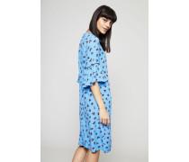 Kleid 'Roseburg Crepe' mit Blumenprint Marina