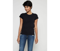 Basic T-Shirt 'The Tee' Schwarz