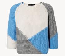 Tricolor-Pullover 'Kenton' Mutli