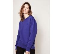 Sweatshirt 'Fairview Face' Royal Blue