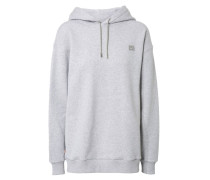 Sweatshirt 'Yala Face' Grey Melange