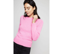 Baumwollpullover 'Prisca' Pink