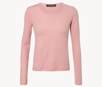 Cashmere-Pullover 'Mains' Flamingo