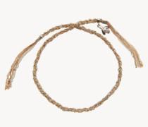 Armband 'Lucky Bracelet' 18K. Rosé- und Weißgold