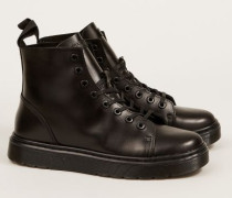 Boot 'Talib Eye Raw' Schwarz