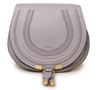 Umhängetasche 'Marcie Mini Saddle' aus Glattleder