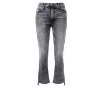 Straight Leg Jeans 'The Insider Crop'