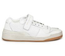 Sneaker 'SL24 Low Top Age' im Used Look Weiß