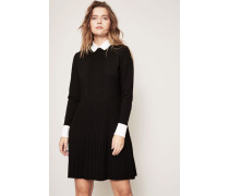 Strickkleid 'Sabina Dress' Schwarz