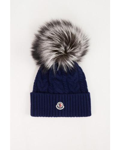 Woll-Cashmere-Mütze