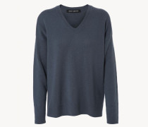 Cashmere-Pullover 'Maureen' Titan