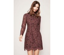 Spitzenkleid 'Jerome Lace' Chocolate