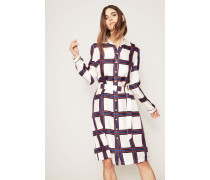 Kariertes Hemdblusenkleid 'Valley Plaid' Multi
