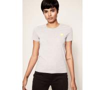 T-Shirt 'Uma' Grau Mélange