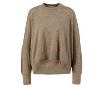 Baby-Alpaka-Pullover 'Fine Wide'