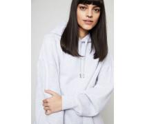 Kapuzen-Sweatshirt 'Yala' Grau