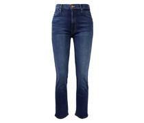 Straight Leg Jeans 'Swooner Rascal Ankle' Mittelblau