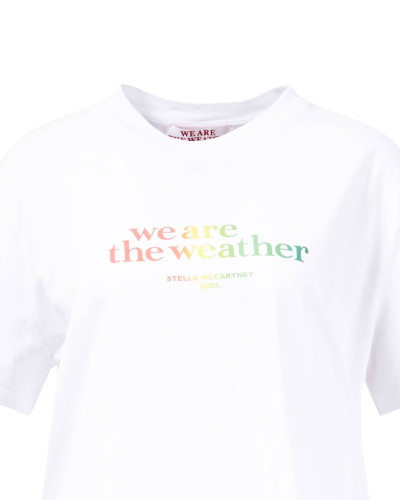 T-Shirt 'We are the weather' /Multi
