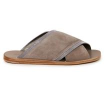 Sandale mit Monili-Detail