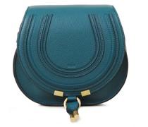Umhängetasche 'Marcie Small Saddle' Steel Blue