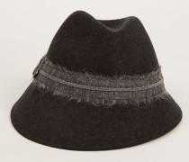 Klassischer Hut Grau