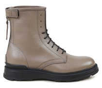 Leder-Boots 'SRL Work' /Taupe