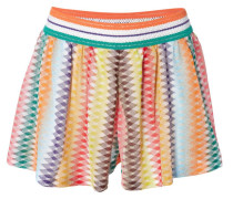 Shorts mit Print Multi