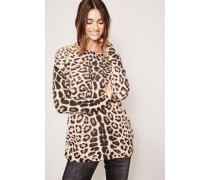Cashmere-Pullover 'Delia' Natur Jaguar