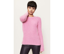 Cashmere-Pullover 'Marianne' Pink