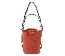 Handtasche 'Bucket Bag Medium' /Braun