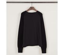 Sweatshirt 'Higmar' Marineblau