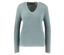 Cashmere-Pullover 'Angie' Türkis