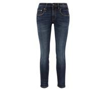 Skinny-Jeans 'Boy' Dunkelblau