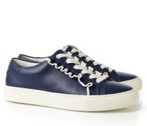 Sneaker 'Ruffle' Navy/Weiß