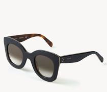 Sonnenbrille 'Marta' Dunkelblau