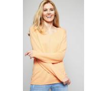 Leichter Cashmere-Pullover 'Cynthia' Papaya