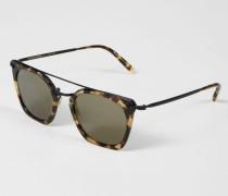 Sonnenbrille 'Dacette' Braun